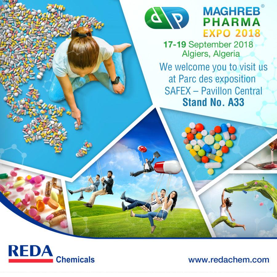 Maghreb Pharma Expo 2018