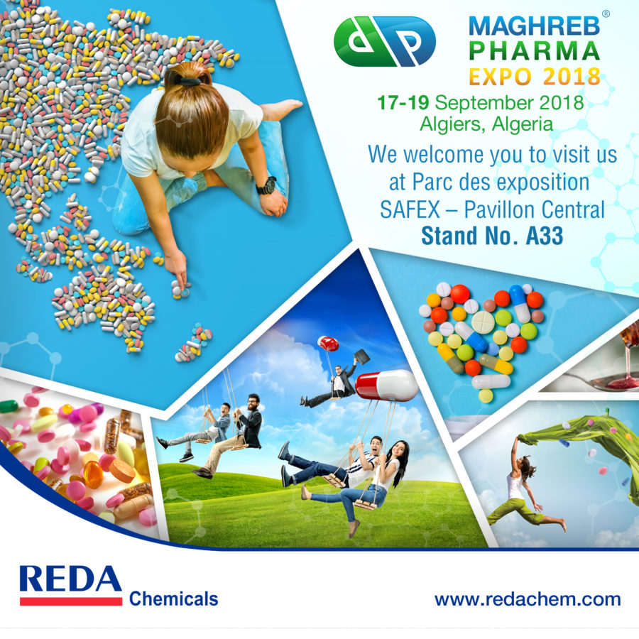 Maghreb Pharma Expo 2018